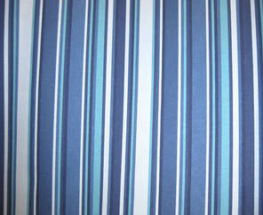 Deckchair stripe Blue