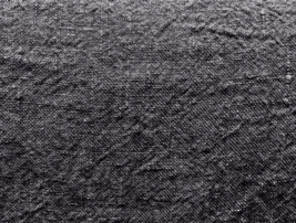 charcoal washed linen