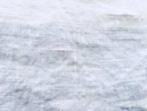 pale blue crumpled  linen