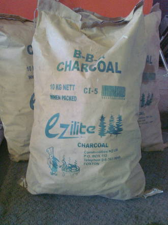 BBQ Charcoal - 10kg (Click and collect)