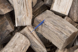 Shed stored  Macrocarpa (0.5 m3) (Click and Collect)