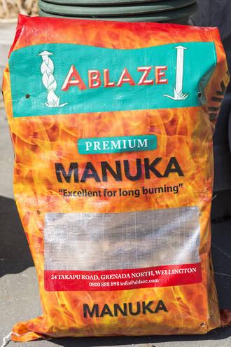 Manuka / Kanuka (Bag) (Click and Collect)