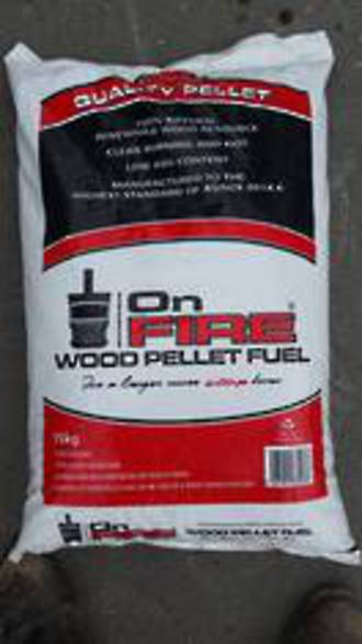 Pellets 15kg  Bag  delivered- minimum order 10 bags