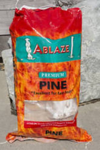 Split Pine bags delivered- minimum order 10 bags
