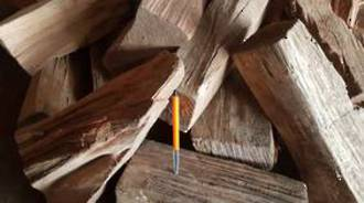 Beech shed stored mixed with Shed Stored Pine - Delivered (Click on image for prices)