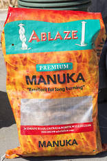 Manuka Bags delivered - minimum order 10 bags