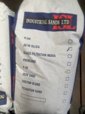 Silica Sand (tennis court sand) bags (Click and Collect)