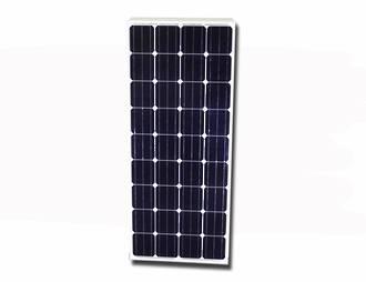 BSM 110 Watt   Solar Panel
