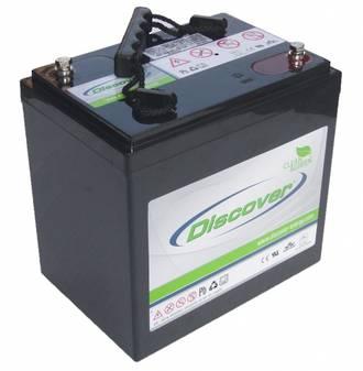 EV 6v 220ah Battery