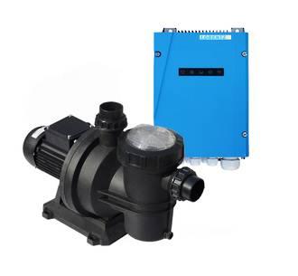 PS2 Solar Pool Pump