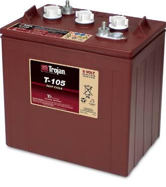 Trojan T105 Batteries