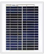 Ameresco 20 Watt Solar Panel