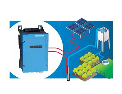 Custom Designed Solar Pump