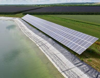 Solar Water Pump Farm