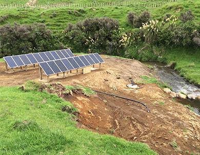 Solar Water Pumps NZ