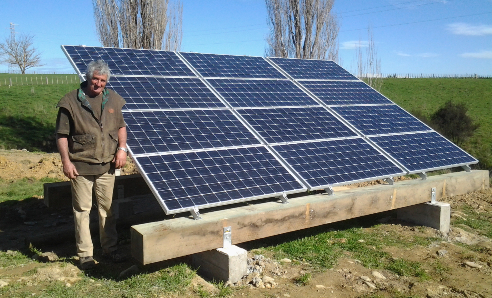 Lorentz Solar Water Pump Farm NZ