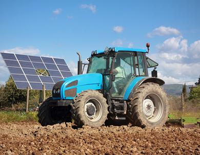 Solar Panel For Farming