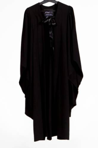 MIT Bachelor Gown