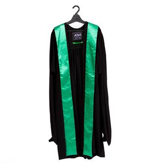 Gown with Front - Doctoral
