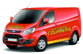 Courier Delivery and Return