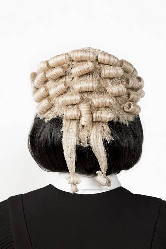 Wig for Moving Counsel