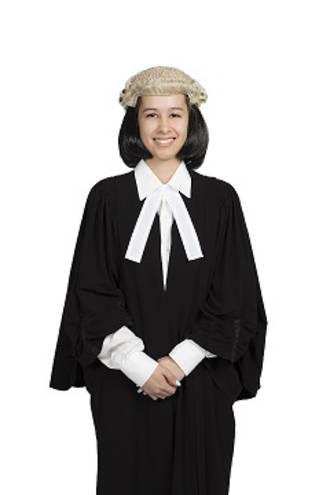 Legal Regalia Full Set