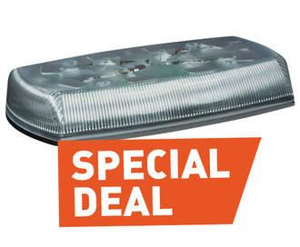 'REFLEX' Premium LED Mini Lightbar - 3 YEAR WARRANTY