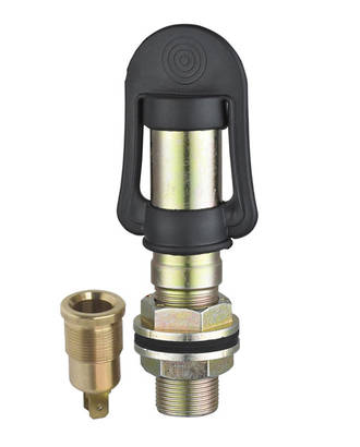 ASL-F Pole Mount ISO Socket With Thread