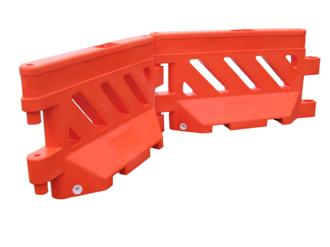 BLOCKADE BARRIER Heavy Duty Safety Barrier