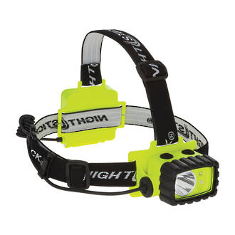 Intrinsically Safe Multi-Function Dual-Light Night-Vision Headlamp