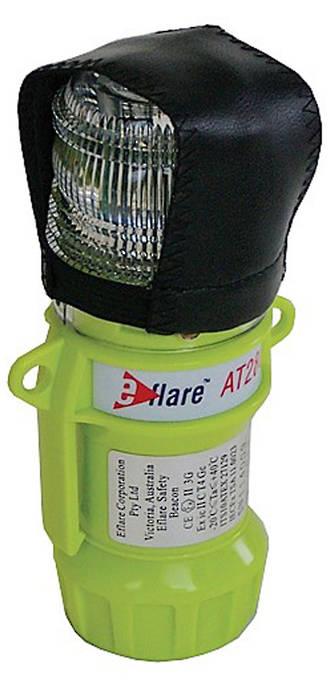Eflare 2-way fabric hood