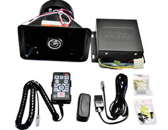 PA200-AS 100W Wired Siren Kit