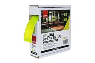 Hi-Vis Lime Conspicuity Tape