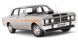 1970 XY Falcon