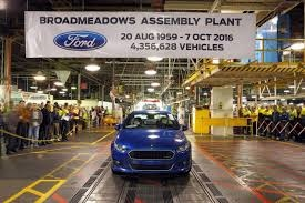 The Last Ford Falcon
