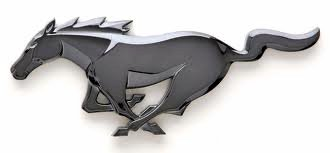 The Ford Mustang Badge
