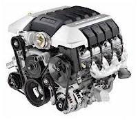 The 6.2L LS3 V8