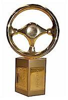 The Golden Steering Wheel