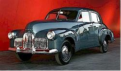 The Holden FX #1