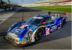 IMSA EcoBoost powered Vehicle