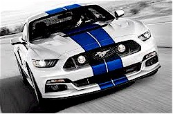 The Shelby GT350