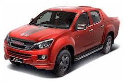 The Isuzu D-Max