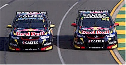 V8 Commodore Supercars