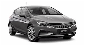 The Holden Astra