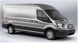 The Ford Transit Cargo