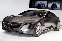 Opel Monza Concept Coupe