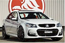 The Black Edition Holden Commodore