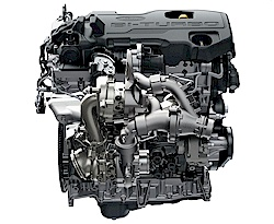 Ford's 2.0L EcoBlue Diesel Engine