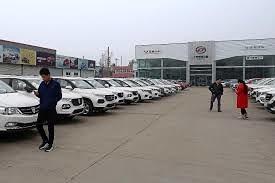 China's Car Sales