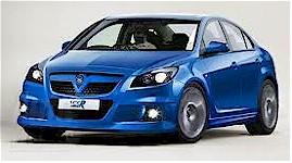 Opel Insignia VXR